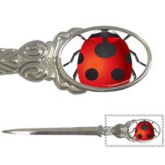 Ladybug Insects Letter Openers