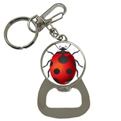 Ladybug Insects Button Necklaces by BangZart