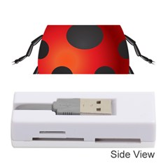 Ladybug Insects Memory Card Reader (stick)