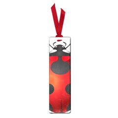 Ladybug Insects Small Book Marks