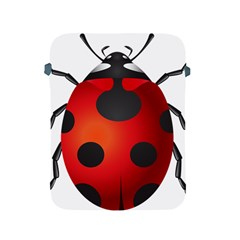 Ladybug Insects Apple Ipad 2/3/4 Protective Soft Cases by BangZart