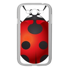 Ladybug Insects Samsung Galaxy Grand Duos I9082 Case (white) by BangZart