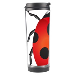Ladybug Insects Travel Tumbler by BangZart