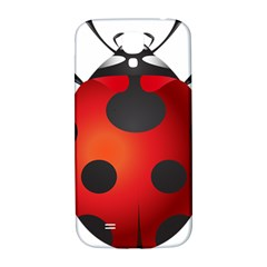 Ladybug Insects Samsung Galaxy S4 I9500/i9505  Hardshell Back Case