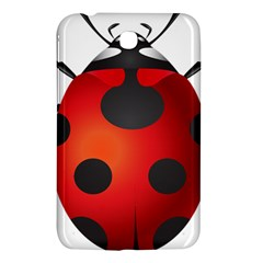 Ladybug Insects Samsung Galaxy Tab 3 (7 ) P3200 Hardshell Case  by BangZart