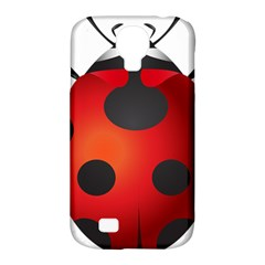 Ladybug Insects Samsung Galaxy S4 Classic Hardshell Case (pc+silicone)