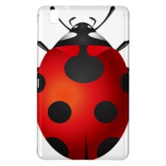 Ladybug Insects Samsung Galaxy Tab Pro 8 4 Hardshell Case by BangZart