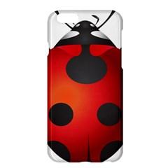 Ladybug Insects Apple Iphone 6 Plus/6s Plus Hardshell Case
