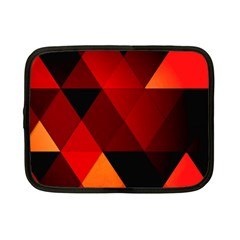Abstract Triangle Wallpaper Netbook Case (small)