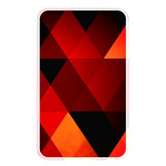 Abstract Triangle Wallpaper Memory Card Reader