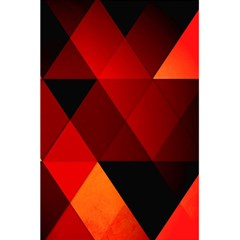 Abstract Triangle Wallpaper 5 5  X 8 5  Notebooks by BangZart