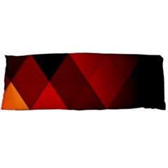Abstract Triangle Wallpaper Body Pillow Case Dakimakura (two Sides)