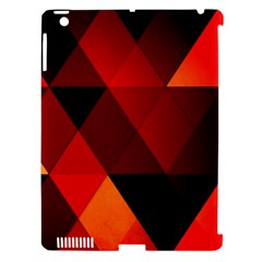 Abstract Triangle Wallpaper Apple Ipad 3/4 Hardshell Case (compatible With Smart Cover)