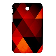 Abstract Triangle Wallpaper Samsung Galaxy Tab 3 (7 ) P3200 Hardshell Case