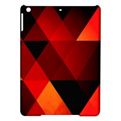 Abstract Triangle Wallpaper Ipad Air Hardshell Cases by BangZart