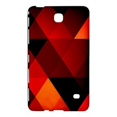 Abstract Triangle Wallpaper Samsung Galaxy Tab 4 (7 ) Hardshell Case