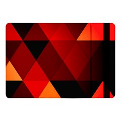 Abstract Triangle Wallpaper Apple Ipad Pro 10 5   Flip Case