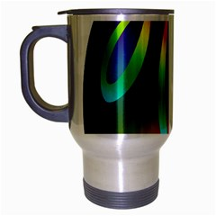 Colorful Easter Egg Travel Mug (silver Gray) by BangZart
