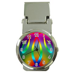 Colorful Easter Egg Money Clip Watches by BangZart