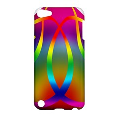 Colorful Easter Egg Apple Ipod Touch 5 Hardshell Case by BangZart