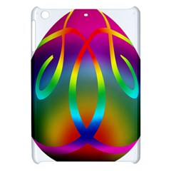 Colorful Easter Egg Apple Ipad Mini Hardshell Case by BangZart