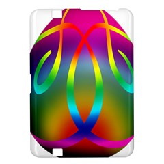Colorful Easter Egg Kindle Fire Hd 8 9  by BangZart