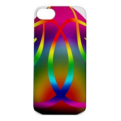 Colorful Easter Egg Apple Iphone 5s/ Se Hardshell Case