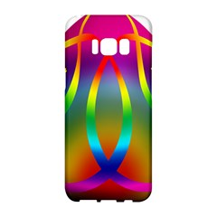 Colorful Easter Egg Samsung Galaxy S8 Hardshell Case