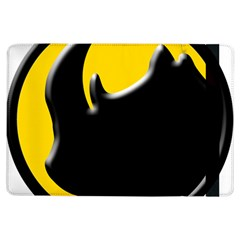 Black Rhino Logo Ipad Air Flip