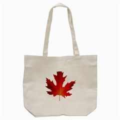 Autumn Maple Leaf Clip Art Tote Bag (cream) by BangZart