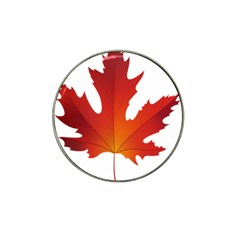 Autumn Maple Leaf Clip Art Hat Clip Ball Marker (10 Pack) by BangZart