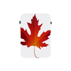 Autumn Maple Leaf Clip Art Apple Ipad Mini Protective Soft Cases by BangZart