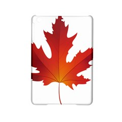 Autumn Maple Leaf Clip Art Ipad Mini 2 Hardshell Cases by BangZart