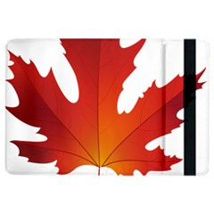 Autumn Maple Leaf Clip Art Ipad Air 2 Flip by BangZart