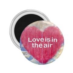 Love Concept Poster Design 2 25  Magnets by dflcprints