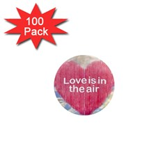 Love Concept Poster Design 1  Mini Magnets (100 Pack)  by dflcprints