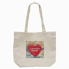 Love Concept Poster Design Tote Bag (cream) by dflcprints