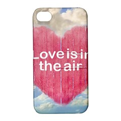 Love Concept Poster Design Apple Iphone 4/4s Hardshell Case With Stand by dflcprints