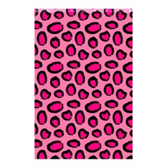 Cute Pink Animal Pattern Background Shower Curtain 48  X 72  (small)  by TastefulDesigns