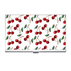 Cherry Red Business Card Holders by Kathrinlegg