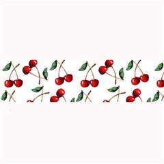 Cherry Red Large Bar Mats by Kathrinlegg