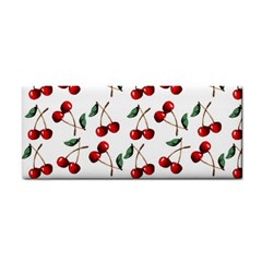 Cherry Red Cosmetic Storage Cases by Kathrinlegg