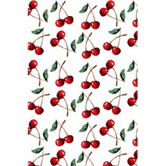 Cherry Red 5 5  X 8 5  Notebooks by Kathrinlegg