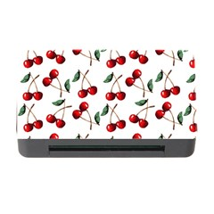 Cherry Red Memory Card Reader With Cf by Kathrinlegg