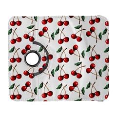 Cherry Red Galaxy S3 (flip/folio) by Kathrinlegg