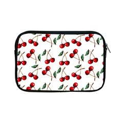 Cherry Red Apple Ipad Mini Zipper Cases by Kathrinlegg