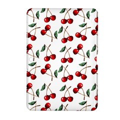 Cherry Red Samsung Galaxy Tab 2 (10 1 ) P5100 Hardshell Case  by Kathrinlegg