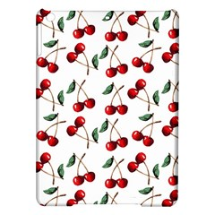 Cherry Red Ipad Air Hardshell Cases by Kathrinlegg