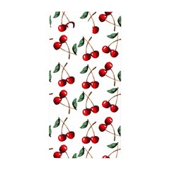 Cherry Red Samsung Galaxy Alpha Hardshell Back Case by Kathrinlegg