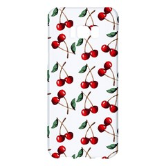 Cherry Red Samsung Galaxy S8 Plus Hardshell Case  by Kathrinlegg